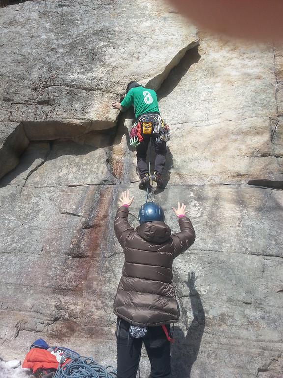 Rock Climbing Misc
