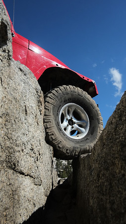 Rock Crawling 101 August 25, 2012