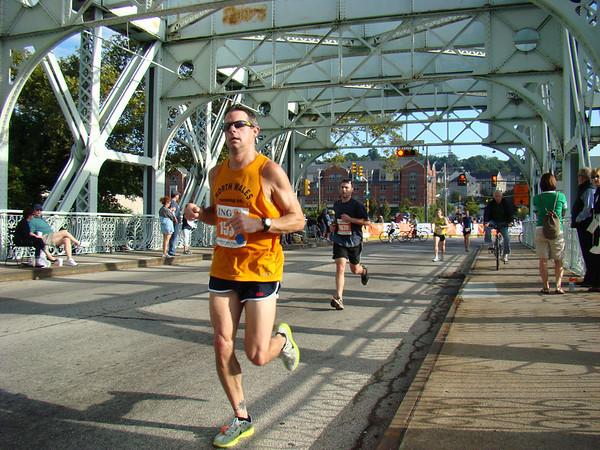 Rock ' N'  Roll Philadelphia 1/2 Marathon 9-19-2010
