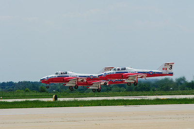 Snowbirds Liftoff
