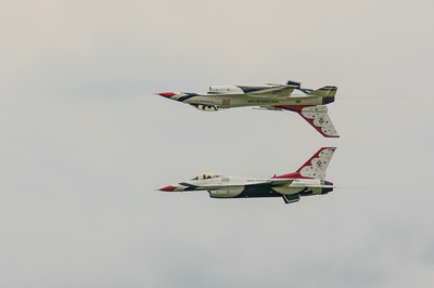 Thunderbirds Mirror Pass