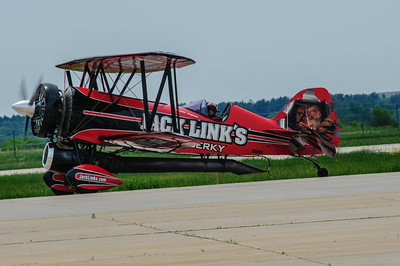 Jack Links Showplane