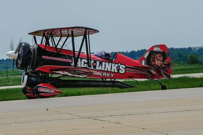 Jack Links Showplane