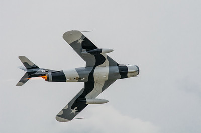 Mig-17 Flame