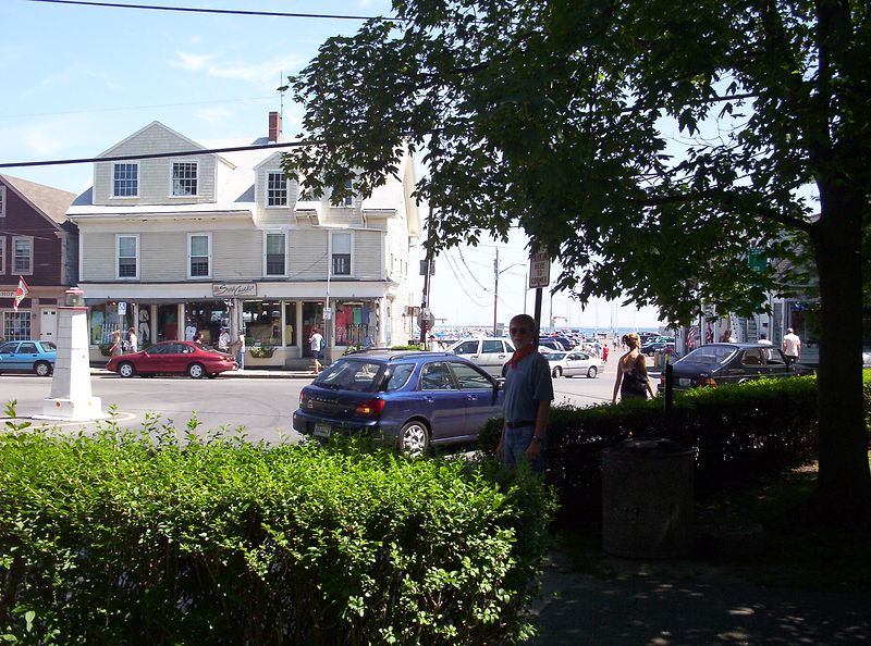 Downtown Rockport