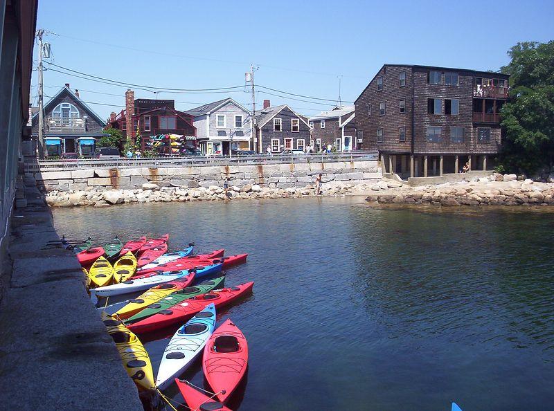 North Shore Kayaks