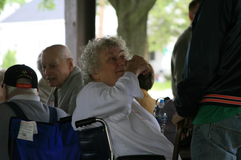 Shirley Hall and Joe Schepp