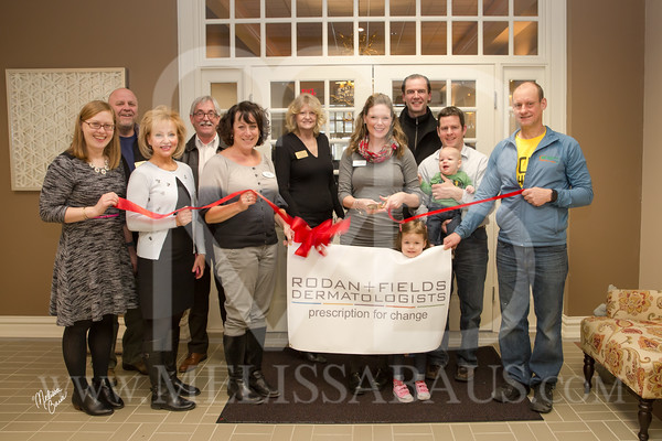 Rodan & Fields - Jill Thomas Ribbon Cutting