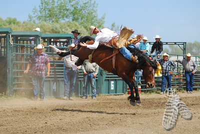 Ft. Totten Roughrider Rodeo 2012