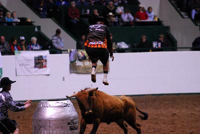 Minnesota Horse Expo PRCA 2012