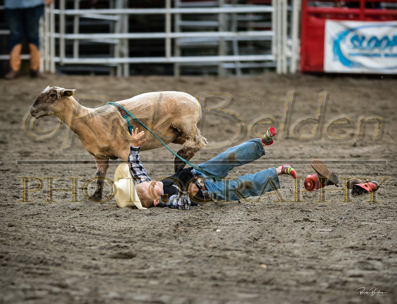 Captured this little slice of time time last night at Stegalls Arena.  No you are not seeing things...this Cowboy hit the ground so hard both of his boots came flying off!!  ...............................................................................................................