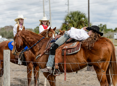 Lee County Posse Cracker Day Rodeo 2013