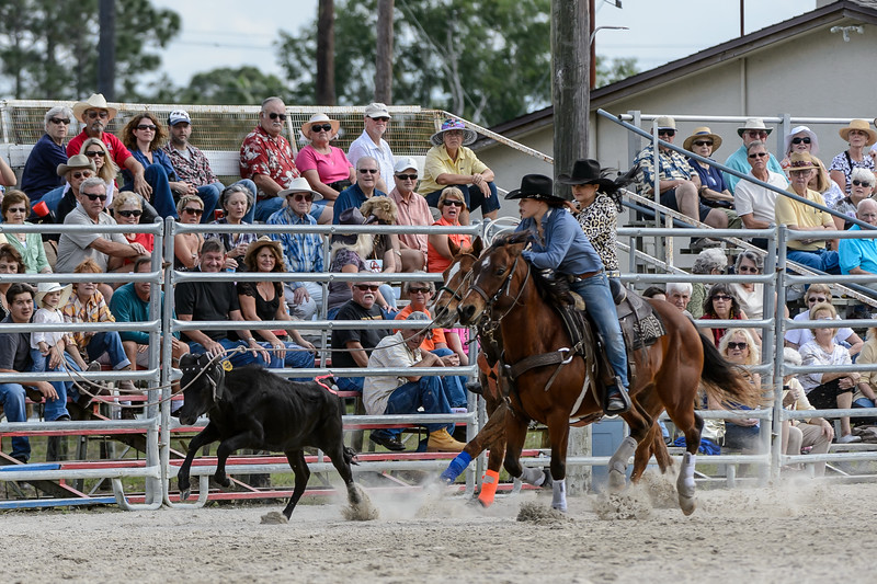Lee County Posse Cracker Day Rodeo