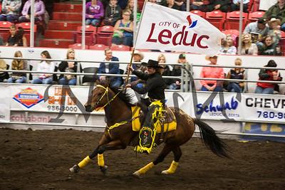 Leduc Black Gold Rodeo 2015