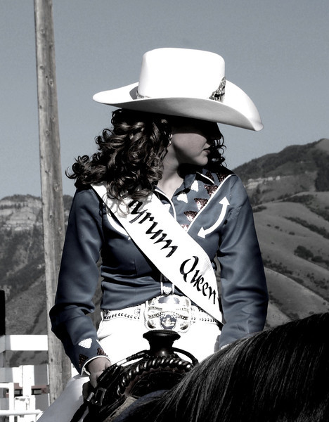 Queen of the Rodeo by Shalayne Smith-Needham