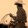 "American Cowboy by Shalayne Smith-Needham.  Selected and published in the magazine ""Cowboys & Indians""."
