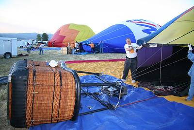 Rogue Valley Balloon Rally, Medford, Oregon
