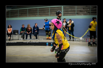 04/23/2016 - Bout 8 - Fire Vs Ice