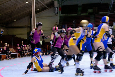 Pile-up 1/3