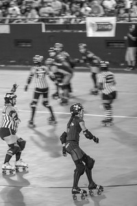 SCRG Catrinas vs Sexecutioners