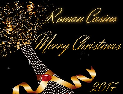 Roman Casino Holiday Party