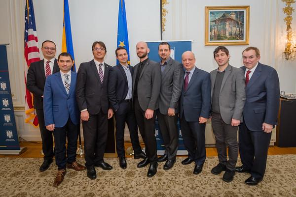 Romanian-American Foundation- 12.15.16