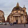 From Piazza Del Popolo