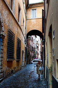 Alley near Piazza Navona