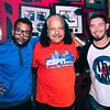 Touring comedians Shaun Weiss, Ron Jeremy, and Garrett Gonzales