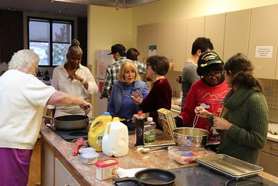 Ronald McDonald House Volunteer Day