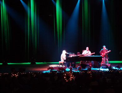 Ronnie Milsap Holiday Concert, Cerritos Performing Arts Center December 9, 2011