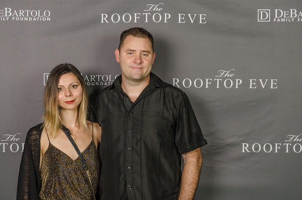 Rooftop Eve 2016: Midnight in the Garden - Green Carpet