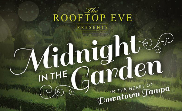 Rooftop Eve: Midnight in the Garden - Event Photos
