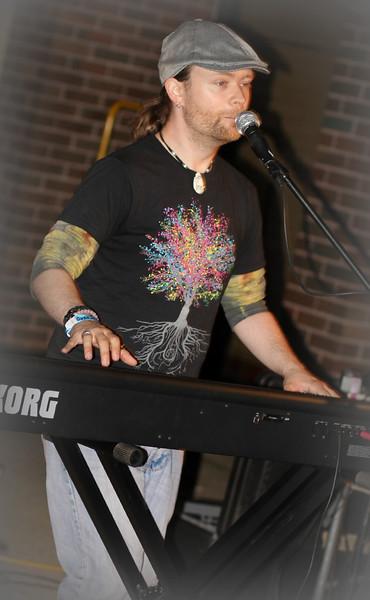 "Keyboard jammin! ""Room to Move"" copyrt 2015 m burgess"