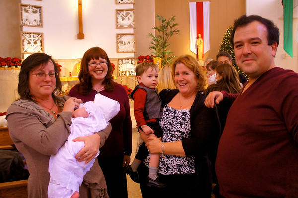 Rory's Baptism - 1/6/13