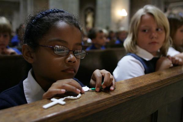 Rosary Pilgrimage - Oct. 7, 2008