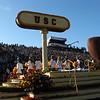 USC Cheerleaders.