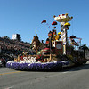 Cal Poly float.