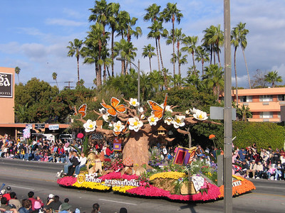 Rose Parade - Jan 2005