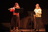 "Rena Sedillo and Mariko McWhorter perform ""Bebop"""