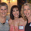 Marsha Bloomberg, Kathy Hausner and Cathy Diamond