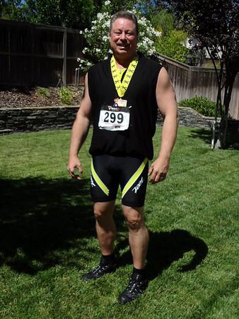 Tinman Charity Sprint Triathlon by SB Sunset Rotary Club, CSUSB Campus June 24, 2012