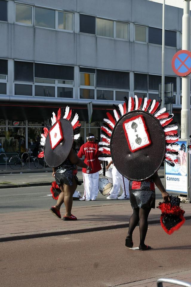 Rotterdam zomercarnaval 2004