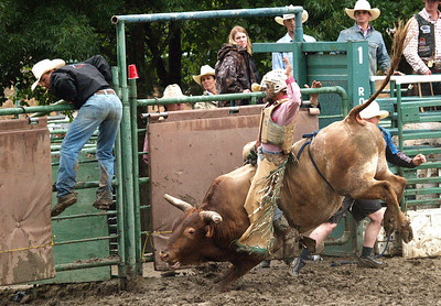 Rowell Ranch Rodeo 2006