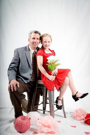 Roxborough Father Daughter Dance 2015
