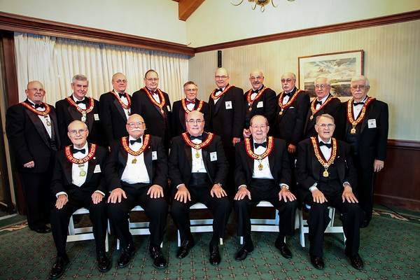 Royal Arch Masons Reception