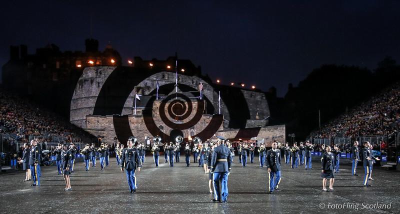The US Army Europe Band & Chorus