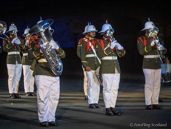 The Royal Corps of Musicians, Tonga