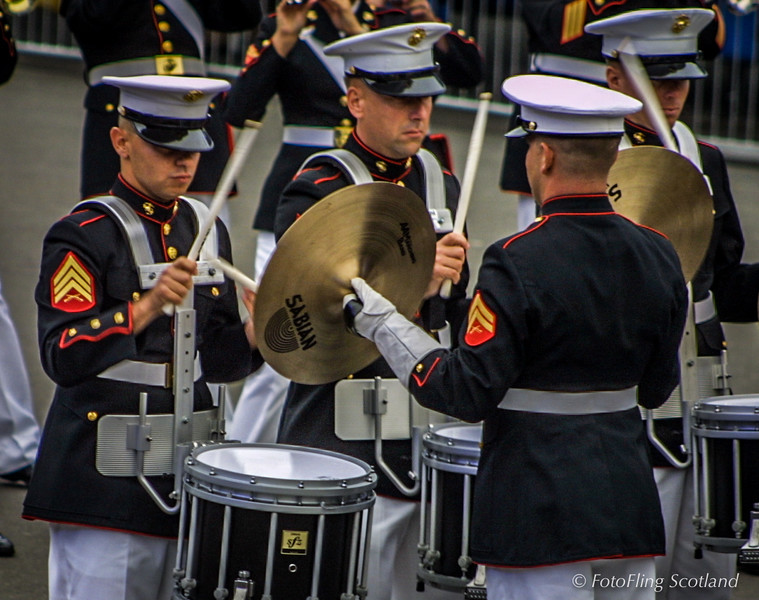 The United States Albany Marine Band