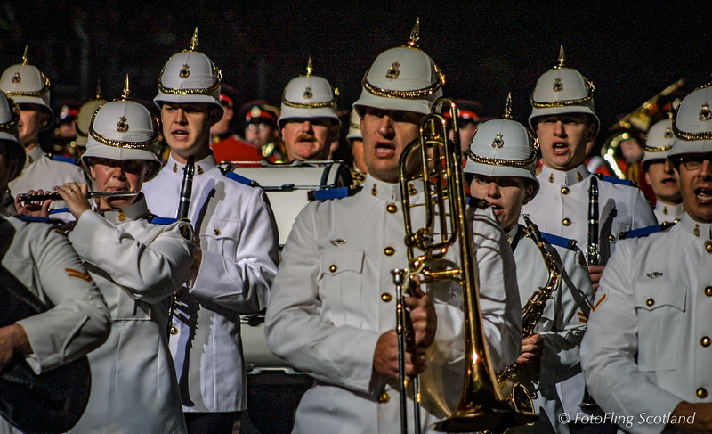 Band of the 10th/27th Battalion Royal South Australian Regiment
